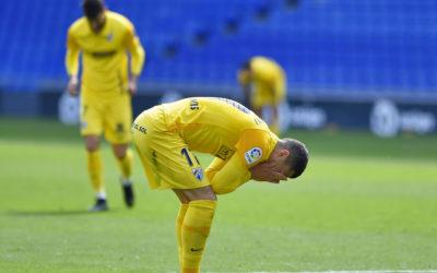De kæmpede godt, men opgaven var for stor. Espanyol sikre på oprykning.