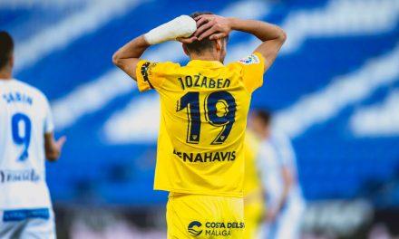 Et velspillende Malaga mod en stærk modstander