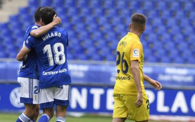 Ikke nogen stor kamp, men Real Oviedo tog de tre point