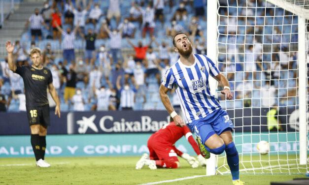 Et mål fra Escassi giver Malaguista – holdet deres første sejr i sæsonen
