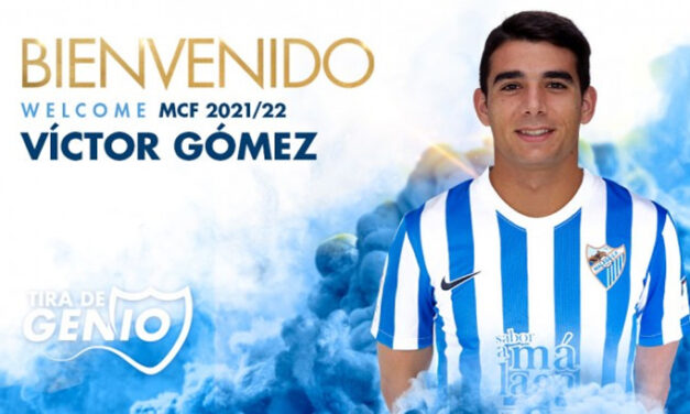 Víctor Gómez bringer dybde og effektivitet til Malaga CF